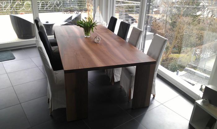 tisch nussbaum massiv biedermeier halbrund tisch nussbaum massiv bonn auerberg marktde d with. Black Bedroom Furniture Sets. Home Design Ideas